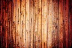 Teste padrão de madeira do vintage rústico com vinheta Foto de Stock Royalty Free