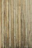 Teste padrão de madeira envelhecido da parede Foto de Stock