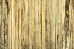 Teste padrão de madeira envelhecido da parede Imagem de Stock