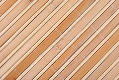 Teste padrão de madeira vertical Foto de Stock Royalty Free
