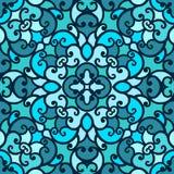 Teste padrão de mosaico Imagem de Stock Royalty Free