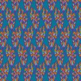 Teste padrão de mosaico Foto de Stock Royalty Free