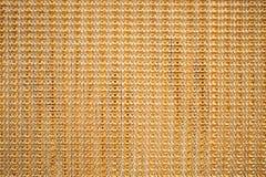 Teste padrão de mosaico das lantejoulas do ouro Imagem de Stock Royalty Free