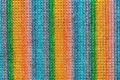 Teste padrão de mosaico de cristal das lantejoulas Foto de Stock Royalty Free