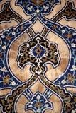 Teste padrão de mosaico decorativo Fotografia de Stock Royalty Free