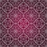 Teste padrão de mosaico sem emenda Imagens de Stock
