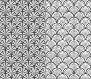 Teste padrão de onda Fotografia de Stock