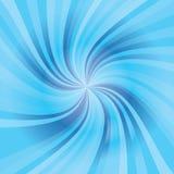 Teste padrão de onda azul Fotografia de Stock Royalty Free