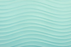 Teste padrão de onda de superfície do mar no azul Fotografia de Stock Royalty Free
