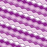 Teste padrão de onda sem emenda da água Foto de Stock