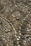 Teste padrão de pedra Foto de Stock Royalty Free