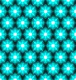 Teste padrão de pedras preciosas coloridas Imagem de Stock