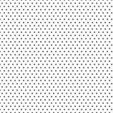 Teste padrão de ponto Fotografia de Stock