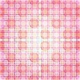 Teste padrão de ponto cor-de-rosa do brilho da repetição Ilustração Stock