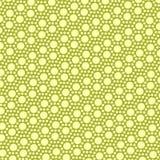 Teste padrão de ponto simples do ouro amarelo Fotos de Stock