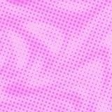 Teste padrão de pontos de intervalo mínimo - fundo cor-de-rosa abstrato Foto de Stock Royalty Free