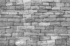 Teste padrão de repetição sem emenda da textura da parede de pedra imagem de stock royalty free