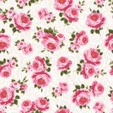 Teste padrão de Rosa Fotos de Stock