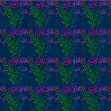 Teste padrão 2 de Rosa Foto de Stock Royalty Free