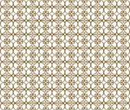 Teste padrão de Swirly Foto de Stock