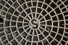 Teste padrão de Symmtery Fotografia de Stock