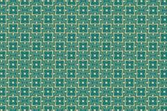 Teste padrão de turquesa Foto de Stock