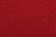 Teste padrão de uma lã Foto de Stock Royalty Free