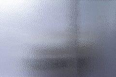 Teste padrão de vidro ondulado do desktop da textura Fotografia de Stock Royalty Free