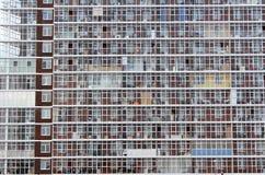 Teste padrão de Windows Foto de Stock