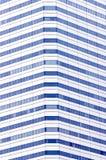 Teste padrão de Windows do edifício Imagem de Stock Royalty Free