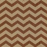 Teste padrão de ziguezague abstrato - fundo sem emenda - textura de couro Imagem de Stock Royalty Free