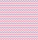 Teste padrão de ziguezague sem emenda Imagem de Stock Royalty Free