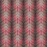 Teste padrão de ziguezague sem emenda Fotos de Stock Royalty Free