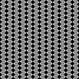Teste padrão de ziguezague sem emenda do diamante do projeto Imagens de Stock Royalty Free