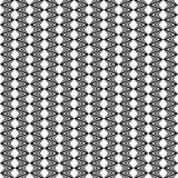 Teste padrão de ziguezague sem emenda do diamante do projeto Fotografia de Stock Royalty Free