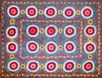 Teste padrão decorativo árabe oriental do bordado fotos de stock royalty free