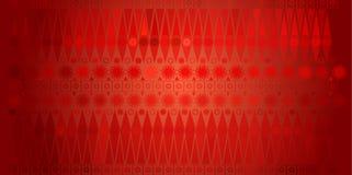 Teste padrão decorativo étnico Imagens de Stock Royalty Free