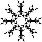 Teste padrão decorativo 03 Imagens de Stock Royalty Free