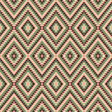 Teste padrão decorativo Imagem de Stock Royalty Free
