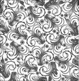 Teste padrão decorativo ilustração do vetor