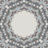 Teste padrão decorativo Fotos de Stock