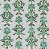 Teste padrão decorativo Fotos de Stock Royalty Free