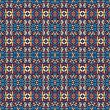 Teste padrão decorativo abstrato sem emenda Imagens de Stock Royalty Free