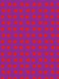 Teste padrão decorativo da cereja Fotos de Stock