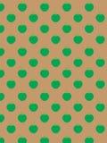 Teste padrão decorativo da maçã Imagens de Stock