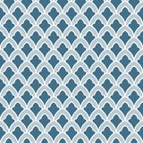 Teste padrão decorativo geométrico árabe oriental ilustração stock