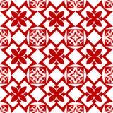 Teste padrão decorativo geométrico Foto de Stock