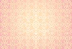 Teste padrão decorativo luxuoso Imagens de Stock