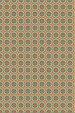 Teste padrão decorativo sem emenda ilustração do vetor