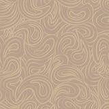 Teste padrão desenhado à mão abstrato sem emenda colorido Imagens de Stock